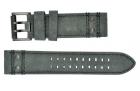 Ремень кожаный серый Luminox 23mm (1823/1843)
