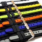 Ремень силиконовый 22mm цветной