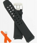 Ремень силиконовый Luminox 22mm (F-16)
