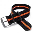 """Ремень """"Нато"""" нейлоновый Luminox 22mm (orange)"""