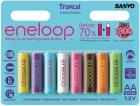Sanyo Eneloop AA Tropical 2000mAh