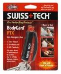 Брелок Swiss Tech BodyGard 3in1