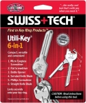 Swiss Tech Util Key 6in1