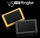 Силиконовый чехол Cowon V5 (Ringke)