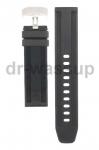 Ремень силиконовый Luminox 23mm (8800)