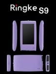 Силиконовый чехол Cowon S9 (Ringke)