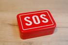 Кейс выживальщика SOS