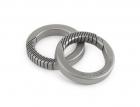 Титановое кольцо для ключей