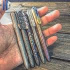 Тактическая ручка Titanium ver.7