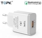 Usb зарядка TOPK Quick Charge
