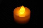 Свеча электронная (жёлтая)